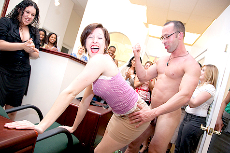 birthday Nude party moms